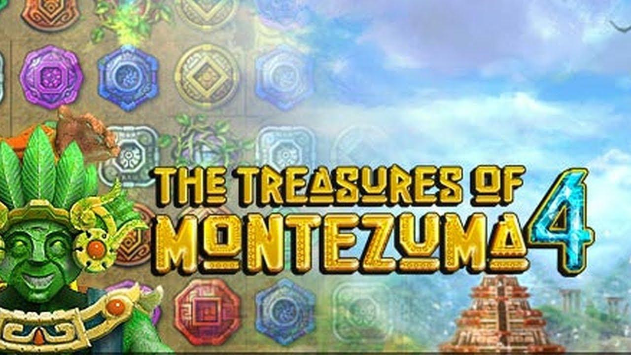 The Treasures Of Montezuma 4 Gameplay
