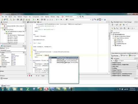 Movie #82 - XML in Delphi Part 2