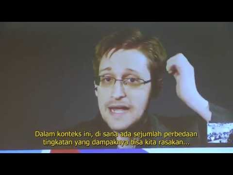 RightsCon 2016: Chat with Prof Ron Deibert and Edward Snowden
