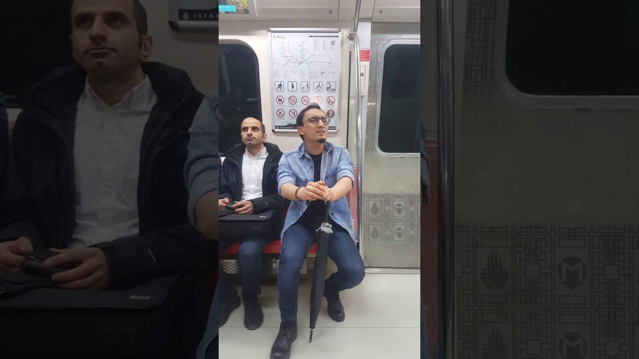 ボンジョビ 電車