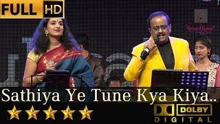 SP Balasubrahmanyam & Divya Raghvan sings Sathiya Ye Tune Kya Kiya - साथिया ये तूने from Love (1991)