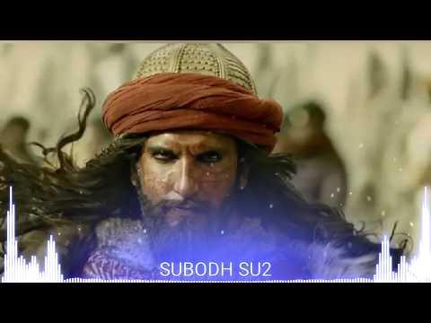 Padmavati Theme - SUBODH (SU2) | Trap Remix | Padmavat Theme Song