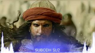 Padmavati Theme - SUBODH (SU2) | Trap Remix | Padmavat Theme Song