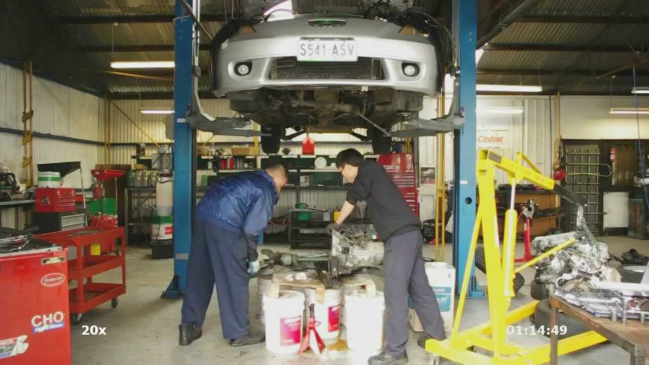 Toyota 2001 toyota celica gt engine for sale : Removing the engine from a 2001 Toyota Celica - YouTube