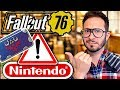 Nintendo France piraté ! Fallout 76, Horizon Zero Dawn plus grand que WoW et GTA V réunis...