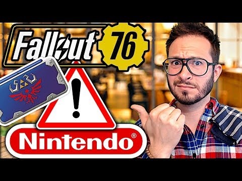 Nintendo France piraté ! Fallout 76, Horizon Zero Dawn plus grand que WoW et GTA V réunis...