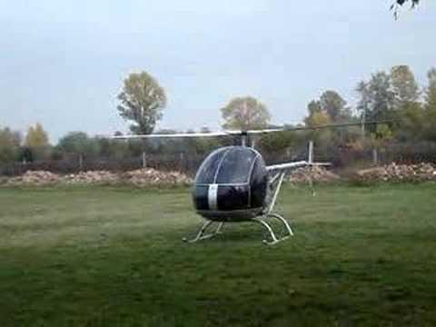 AK1-3 Demo Flight AeroCopter Canada
