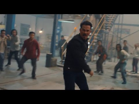 Download Joe Taslim best fight scene The Night Comes for Us 2018