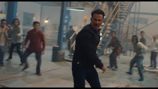 Joe Taslim best fight scene The Night Comes for Us 2018