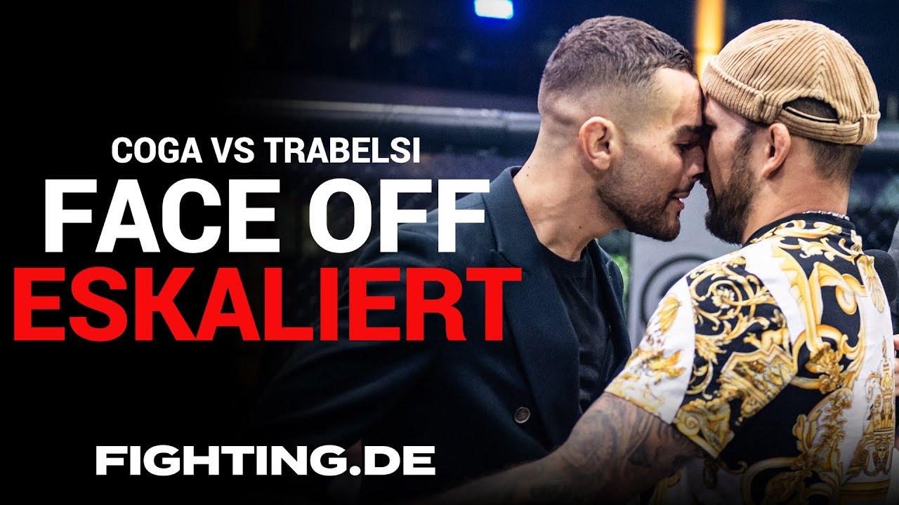 Download Staredown ESKALIERT - COGA vs TRABELSI | NFC 5 - FIGHTING