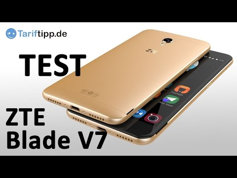 ZTE Blade V7   Test deutsch