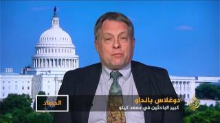الحصاد-العلاقة بين ترمب وأجهزة المخابرات الأميركية