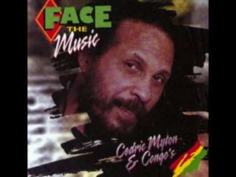 Cedric Myton & The Congos - Face the Music - Can't Take It Away