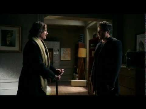 Once Upon A Time  S2E14 Rumplestiltskin Talk w/ His Son - Manhattan (HD)