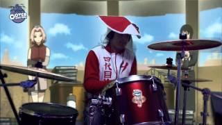 """""""Rocks"""" por Hound Dog Naruto Op 1 DrumCover"""