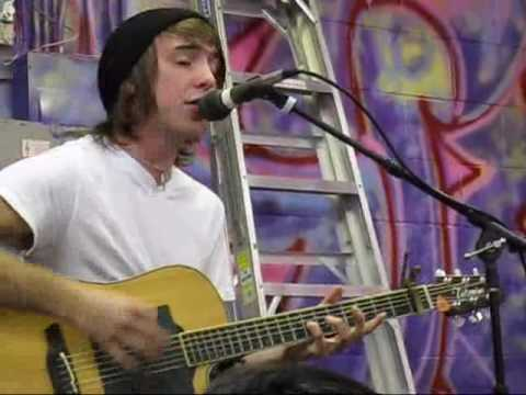 All Time Low - Six Feet Under the Stars acoustic