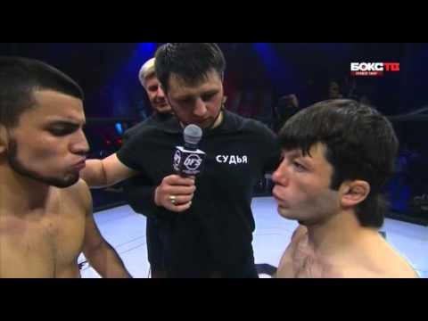 OFS - 8 Albert Ghazaryan (Armenia) VS Rustam Murtazov (azerbayjan) Full!