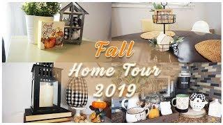 FALL HOME TOUR 2019🍁