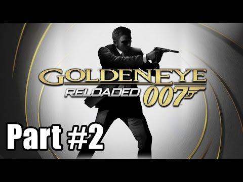 Goldeneye 007 Reloaded - Part 2 - POWPlays Replay