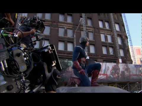 คลิปเบื้องหลัง The Avengers #2 - HD