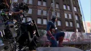 Repeat youtube video คลิปเบื้องหลัง The Avengers #2 - HD