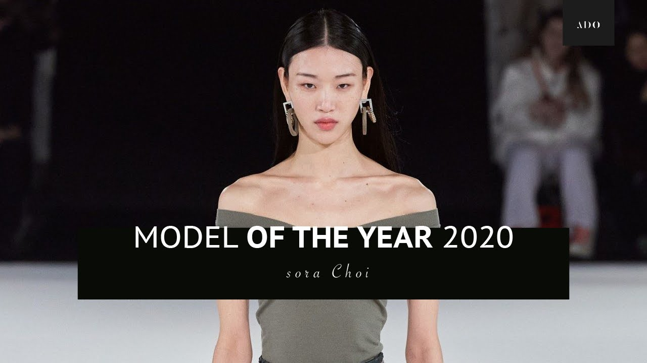 Sora Choi | Model of the year 2020 | Runway Collection