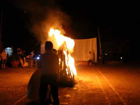 Chương trình lửa trại - Sapa hè 2015