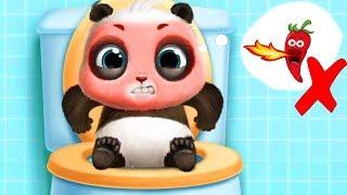 Cuidado Del Bebé Panda Lu 2 - Divertido Lindo Cuidado De Mascotas   Juegos Infantiles