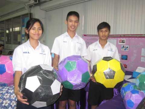 โรงเรียนศึกษาสงเคราะห์ธวัชบุรี โครงงานคณิตศาสตร์