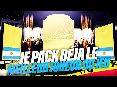 FUT20 - JE PACK DEJA LA MEILLEURE CARTE DU JEU !!!