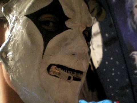 My Corey8Pommers James IOWA Mask