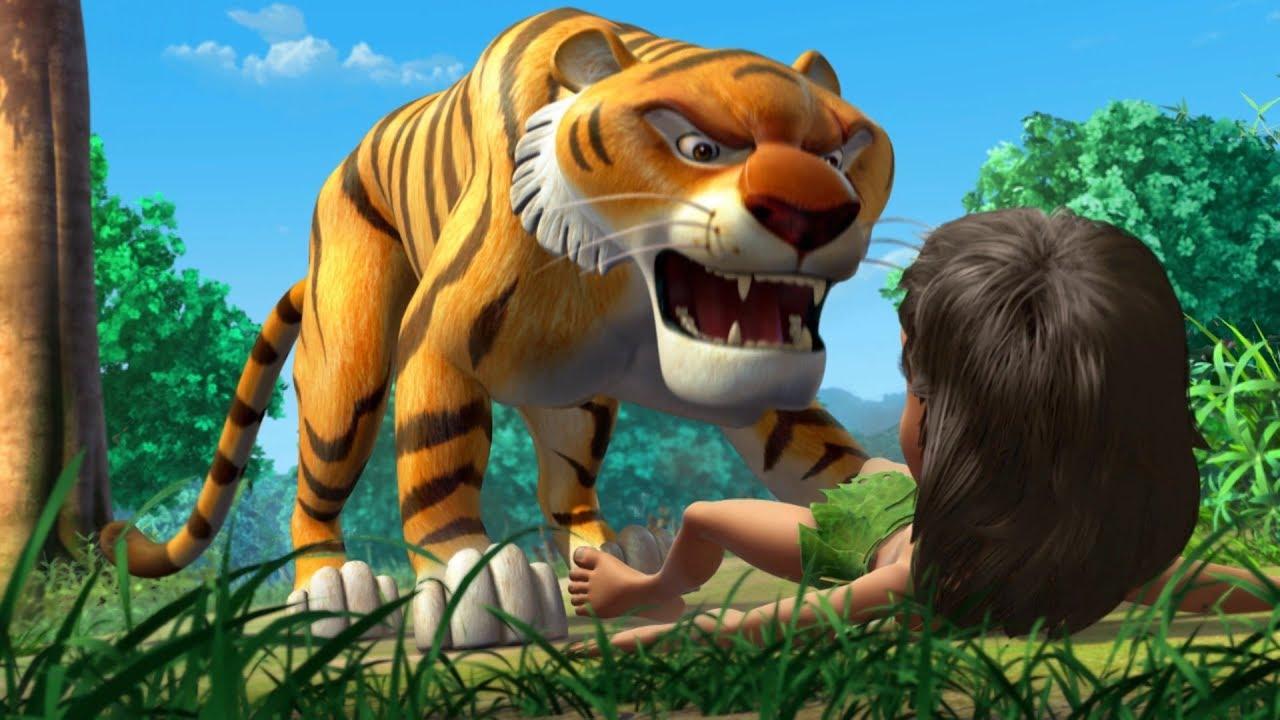 Download Jungle Book   Hindi Kahaniya   Mega Episode    Animation Cartoon   Power Kids PLUS
