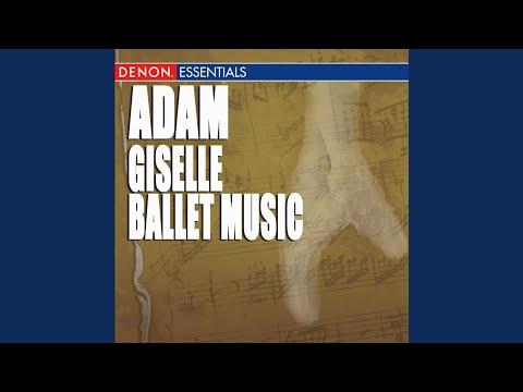 Giselle Ballet Music, Act II: Introduction, halte des chasseurs et apparition des feux follets...