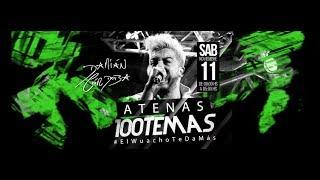 DAMIAN CORDOBA - El Baile De Los 100 TEMAS (Atenas 11-11-17)