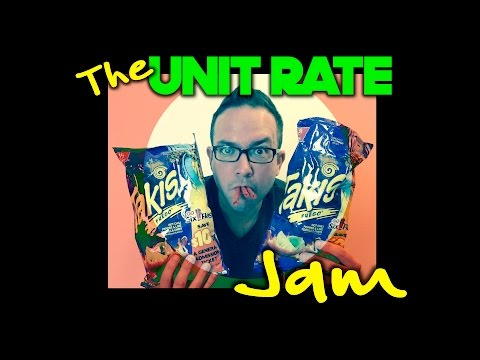 The Unit Rate Jam