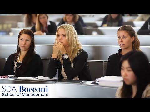 Presentazione dell'Università Bocconi | SDA Bocconi School of Management