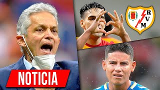 REINALDO SOBRE JAMES Y FICHAJE DE FALCAO SORPRENDIDO   SELECCIÓN COLOMBIA VS BOLIVIA