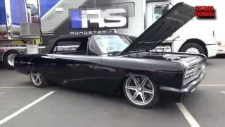 Roadster Shop's 1964 Chevy Malibu Convertible: MaliciouSS
