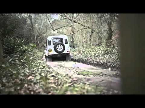 Land Rover Solihull Experience - Autoblog.com.ar