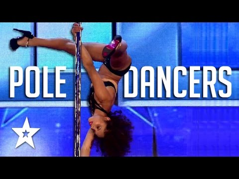 Jaw Dropping Pole Dancers On Got Talent | Got Talent Global: Jaw dropping Pole Dancers from across Got Talent! Amazing! Subscribe for more amazing auditions from Got Talent Global: http://bit.ly/GOTTALENTGLOBAL_Subscribe  Got Talent Global brings together the very best in worldwide talent, creating a central hub for fans of the show to keep up to date with the other sensational performances from around the world.  Subscribe to Got Talent Global: http://www.youtube.com/user/gottalentglobal Watch more Got Talent Global videos: https://www.youtube.com/watch?v=w-z5mbZ-yCI&list=PLF-BDTAHX0p5xf2caJw3l9oPmuHI0PJRA  Facebook: https://www.facebook.com/gottalentglobal Twitter: https://twitter.com/gottalentglobal