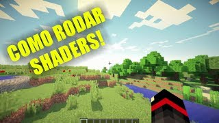 SHADERS LEVES PARA MINECRAFT + CONFIGURACAO IDEAL!