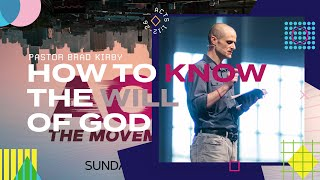 How To Know The Will Of God - Acts 1:12-26 - Pastor Brad Kirby