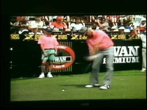 Greg Norman awesome 1988