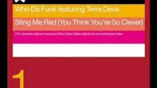 W/C 20/10/08 Who Da Funk?  - Sting Me Red (Main Mix)