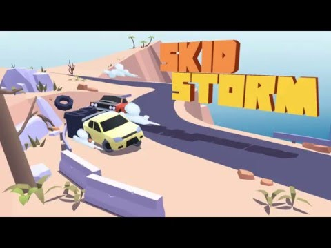 SkidStorm - Early teaser