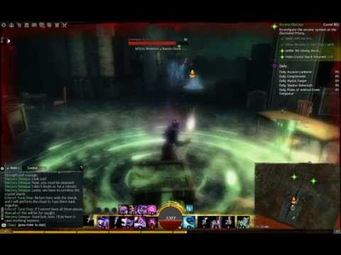 Lets Play Guild Wars 2  Season 2 Point of No Return Chapter 8 Plus More