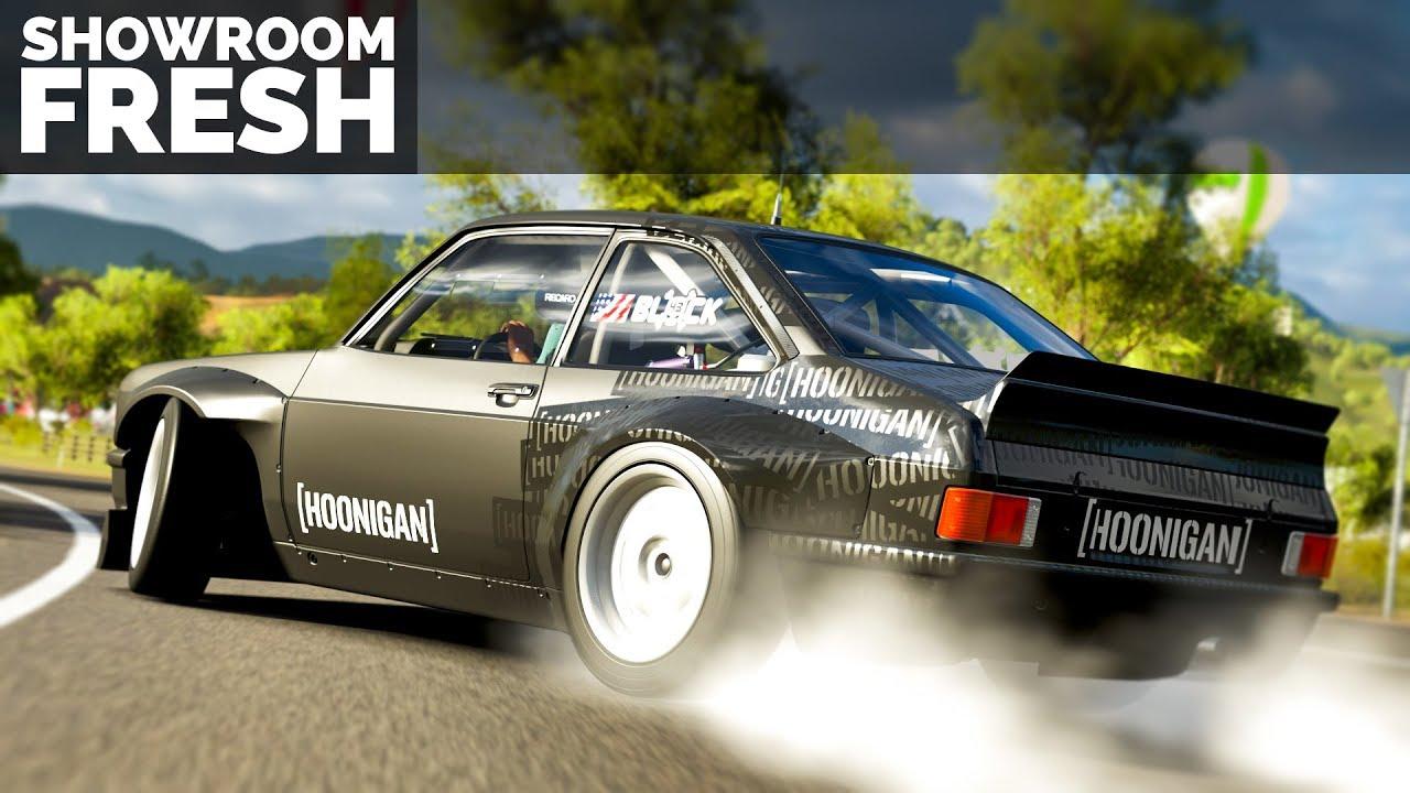 Hoonigan Escort >> Forza Horizon 3 - 1978 Hoonigan Ford Escort RS1800 Gameplay - YouTube