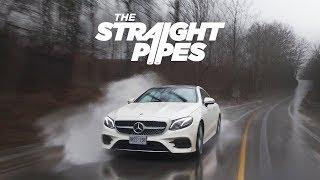 2018 Mercedes E400 Coupe Review - no b pillars, No B Pillars, NO B PILLARS!!