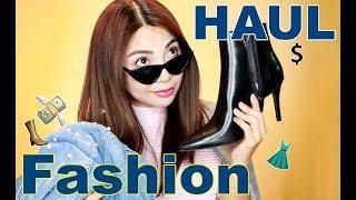 FASHION Haul + Bagong PADALA 2018 (NAGBABALIK HEHE)