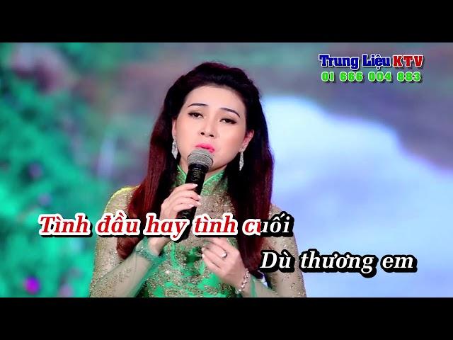 Karaoke Kẻ Đến Sau - Vân Hồng